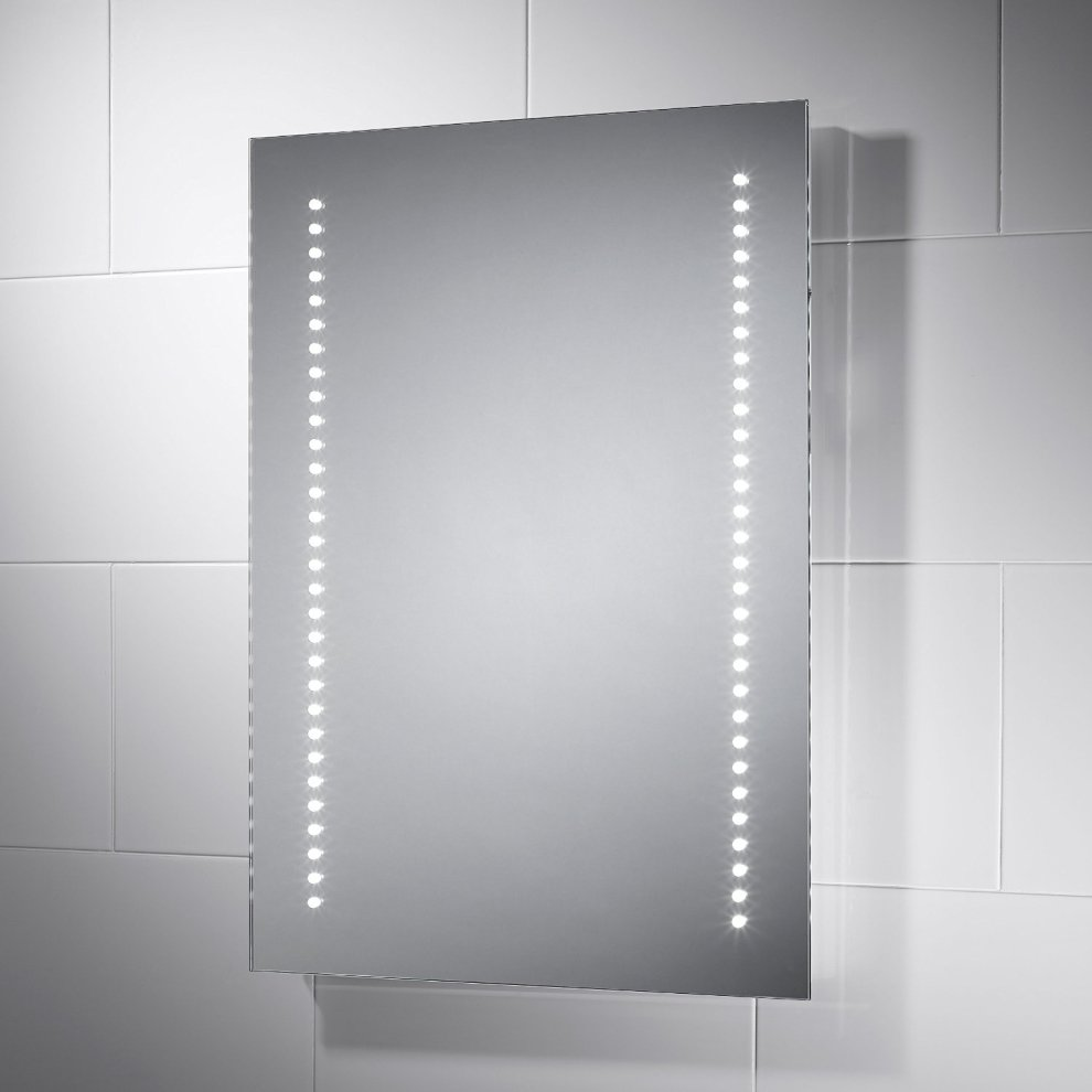 Illuminated Bathroom Mirrors Led