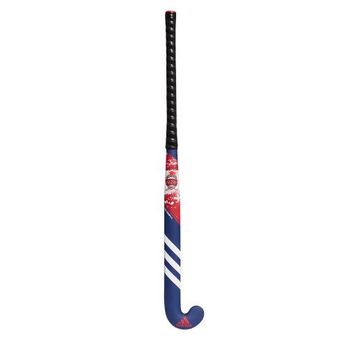 adidas V24 Compo 2 Composite Field Hockey Stick Blue/White/Red