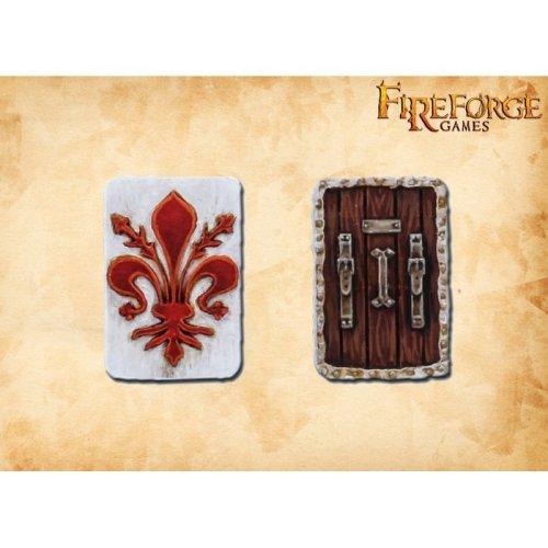 Fireforge Games Florentine Pavise Shields