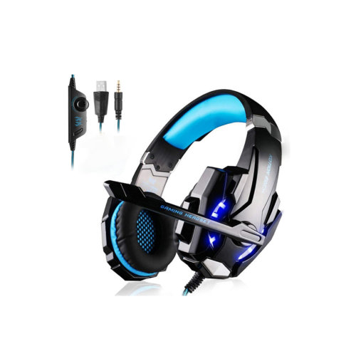 Kotion each G9000 professional gaming headset headphone 3 5mm with USB  micro earphone for laptop,PS4,XBOX
