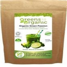 Greens Organic Organic Green Passion Powder 90g
