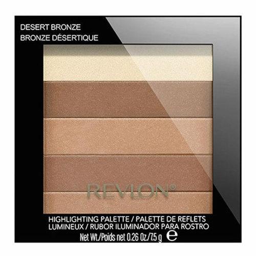Revlon Highlighting Palette, Desert Bronze { 3 Pack }