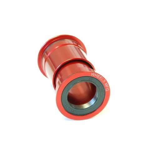 Wheels Manufacturing Pressfit 30 Bottom Bracket With Angular Contact Bearings