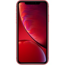 (Unlocked, 64GB) Apple iPhone XR - (Product) Red