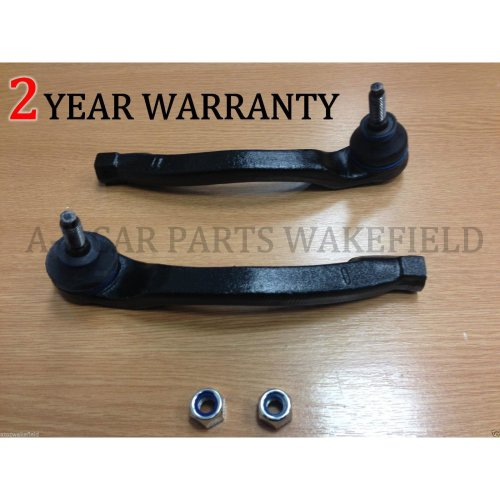 For Renault Scenic MK2 Megane Grand Scenic Clio Outer Tie Track Rods Ends L+R X2
