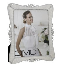 8in x 10in Elegance Photo Frame Cream