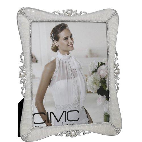 8in x 10in Elegance Photo Frame Cream