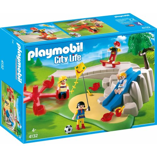 Playmobil 4132 City Life Playground