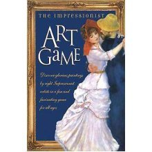 Art Game:  The Impressionists   (Book & playing cards)