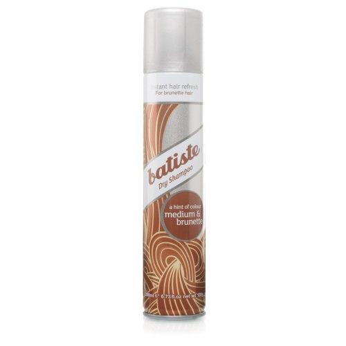 Batiste Coloured Dry Shampoo Medium & Brunette Hair 200ml