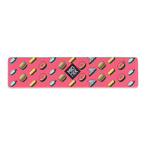 Mionix Long Pad Wristrest Frosting Pink MNX-05-27007-G MNX-05-27007-G