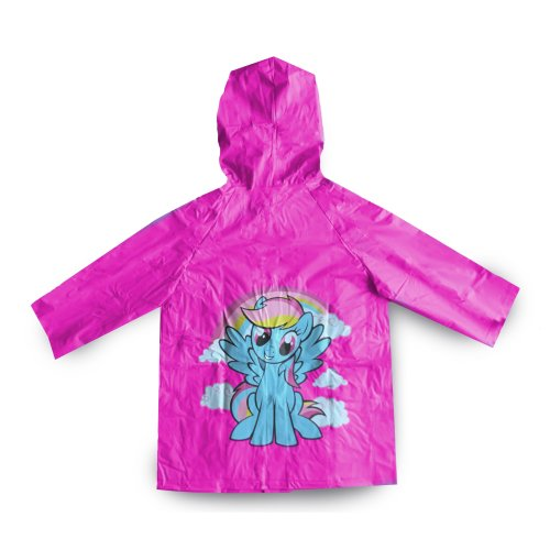 My Little Pony Raincoat - Pink