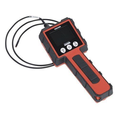 Sealey VS8200 Diameter 4.5mm Digital Borescope Pro - Diesel Engine Kit