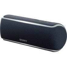 Sony Portable Wireless Speaker BLACK SRS-XB21 Extra Bass and Lighting