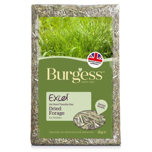 Burgess Excel Forage 1kg