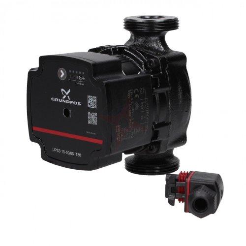 Grundfos UPS3 15-50/65 130 Domestic Heating Circulating Pump 99199622
