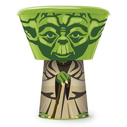 St63 - Stacking Meal Set - Yoda (star Wars) - Star Wars Bowl Plate Childrens -  stacking meal set star wars yoda bowl plate childrens