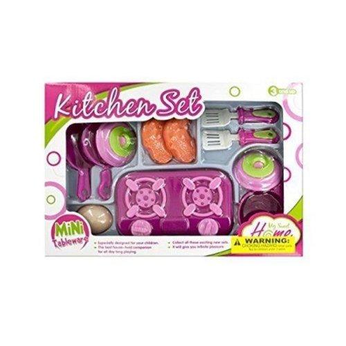 Kole KL14705 Mini Kitchen Stove Play Set