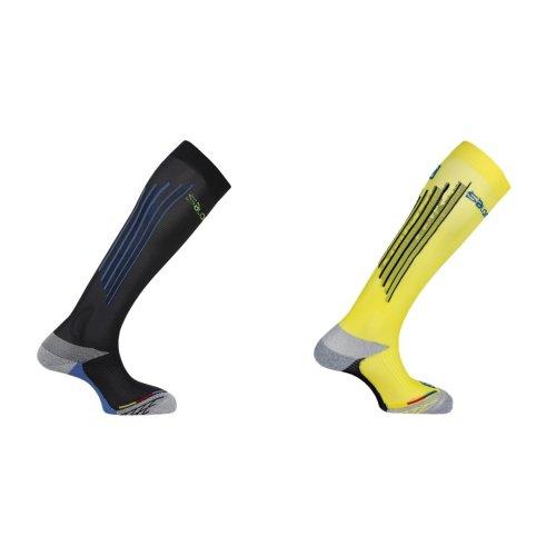 Salomon Unisex Winter Compression Reinforced Ski Socks
