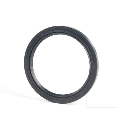6x18x7mm Oil Seal Nitrile Double Lip With Spring 5 Pack