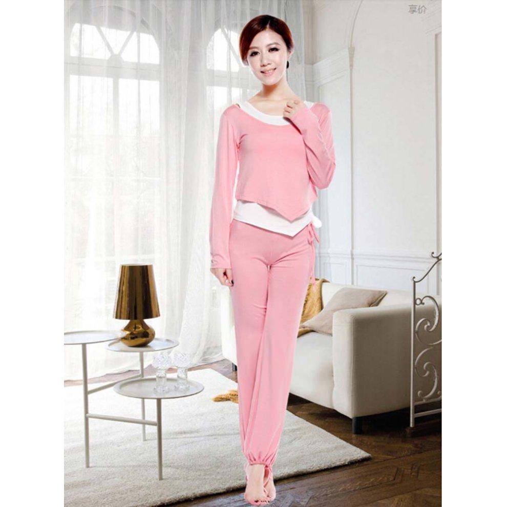 7cb80486f0d7 ... Womens Hot Yoga Pants Yoga Wear Set 3 Pieces Fitness Gym Clothes Dance  Outfit - 1. >