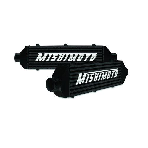 Mishimoto MMINT-UZB  Universal Intercooler Z-Line, Black