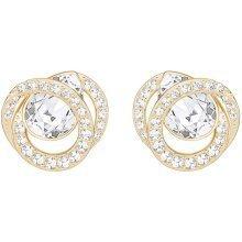 Swarovski Generation Pierced Earrings - White - 5289032