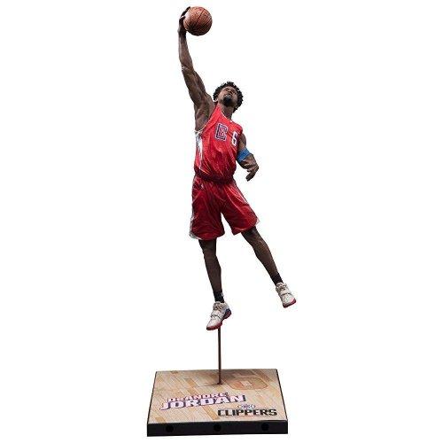 McFarlane Toys NBA Series 29 DeAndre Jordan Los Angeles Clippers Collectible Action Figure