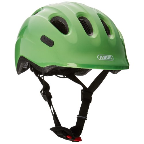 ABUS Smiley 2.0Children's Cycling Helmet, Children's, Smiley 2.0, sparkling green, 45-50 cm