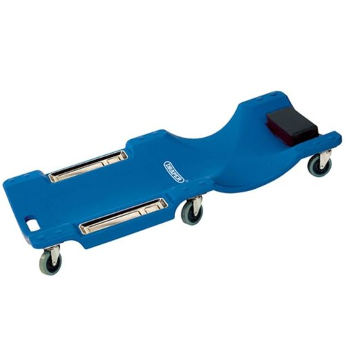 Draper Tools Mechanics Creeper PVC 101 cm 150 kg 43976