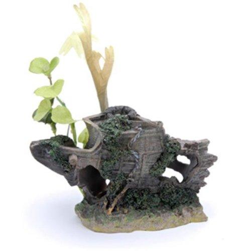 Sunken Gardens Shipwreck Bow Small