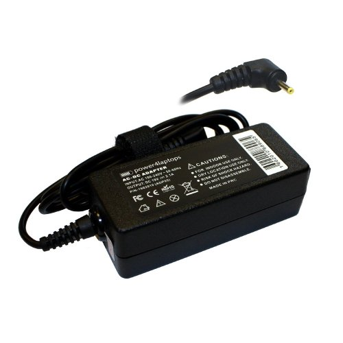 Asus Eee PC 1015PED Compatible Laptop Power AC Adapter Charger