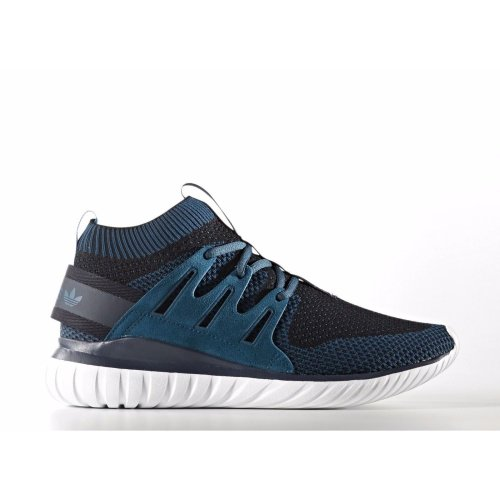 the latest fe36d 22db9 New Mens Adidas Tubular Nova PK Trainers Mineral Navy Black S74916