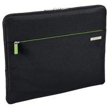 "Leitz 60760095 13.3"" Notebook sleeve Black,Green notebook case"