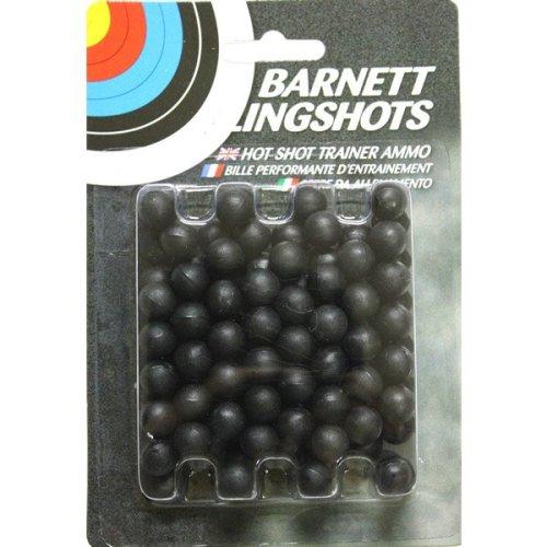 Barnett Slingshot Catapult Ammo - Plastic - Pack of 100