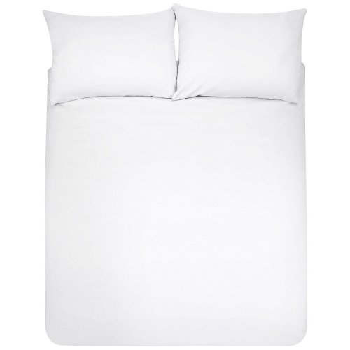 Anti-Allergy Bed Set -Pillow protectors, Mattress protector and Zipped Duvet protector, Double bed size