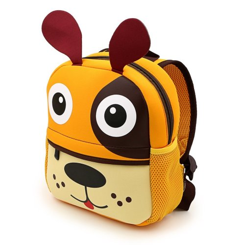 48a7efdee IGNPION Nursery Kids Backpacks Toddle Children School Bag Zoo Lunch Bag 3D  Cute Animal Cartoon Preschool Rucksack (1-5 Years Old) (Puppy)