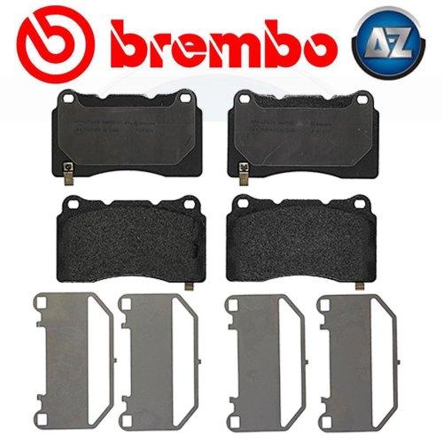 Brembo Brake Pads >> For Vauxhall Astra Gtc J Mk6 Vxr Front Genuine Brembo Brake Pads Set