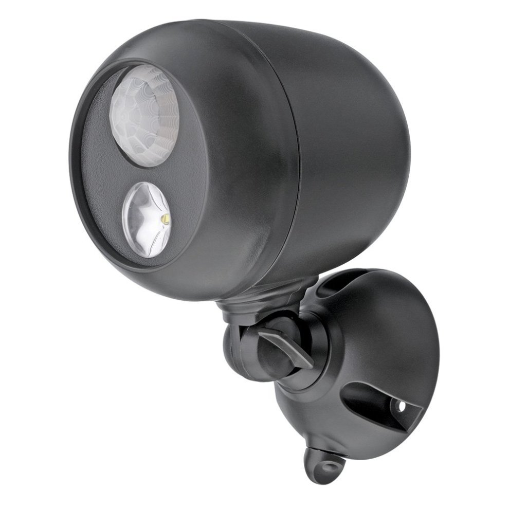 Mr Beams Mb360 Wireless Weatherproof Battery Operated 140 Lumens Led Spotlight With Motion Sensor And