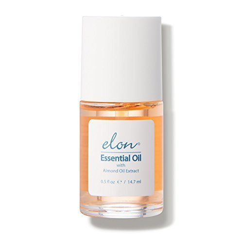 Elon Essential Cuticle Oil with Almond Oil Extract 0.5 fl oz.