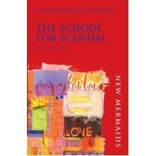 The School for Scandal (New Mermaids) (Paperback)