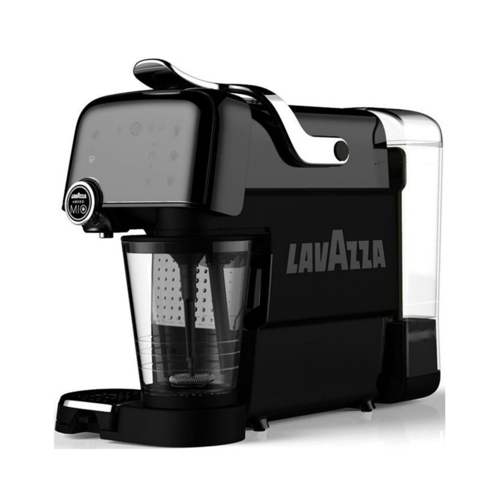 lavazza fantasia lm7000s u coffee machine ebony black. Black Bedroom Furniture Sets. Home Design Ideas