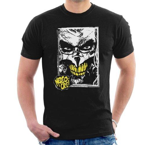Mediocre Mad Max Fury Road Men's T-Shirt