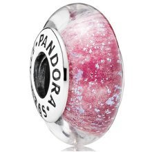Pandora Disney Annas Signature Color Murano Glass Charm - 791645