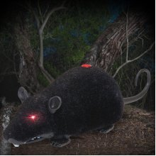 Infrared Remote Control Mouse Prank Scary Rat