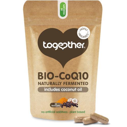 Together  Bio-Coq10 Food Supplement Capsules 30s