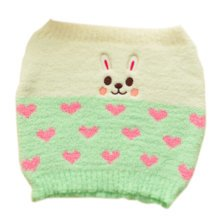 [GREEN] Keep Your WAIST/STOMACH/TUMMY Cashmere Belt Lovely Rabbit