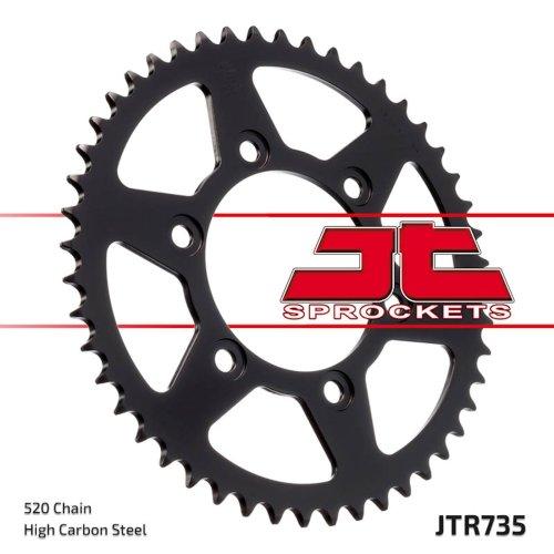 43 tooth steel JT rear sprocket Ducati Monster Supersport 851 888 907