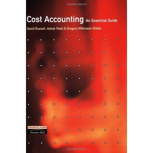 Cost Accounting: An Essential Guide (Frameworks Series)