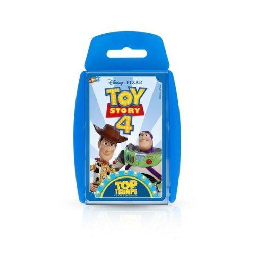 Toy Story 4 - Top Trumps Card Game